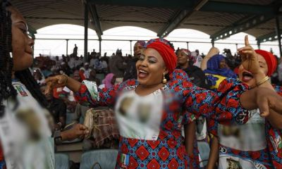 ONDO 2020: Group urges APC to give women Deputy Governorship slot