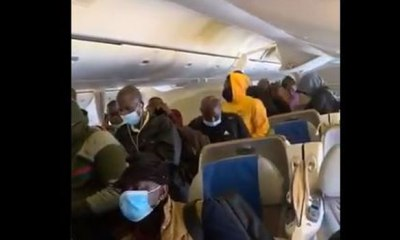 COVID-19: Another 172 stranded Nigerians evacuated from Uganda, Kenya