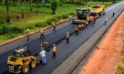JUST IN.... Nigerian govt doles out N162.5bn for 44 roads. See breakdown
