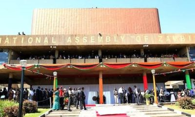 ZAMBIA: 15 lawmakers, 11 parliamentarians test positive for Covid-19