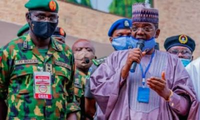 GOV MATAWALLE TO BANDITS: Repent, surrender one riffle, get two cows