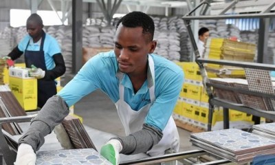 Nigeria's manufacturing sector shrinks for fourth month in a row –CBN