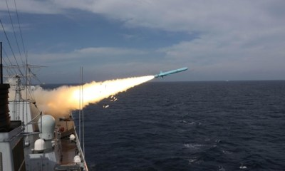 China fires 2 ballistic missiles into South China Sea in warning to US