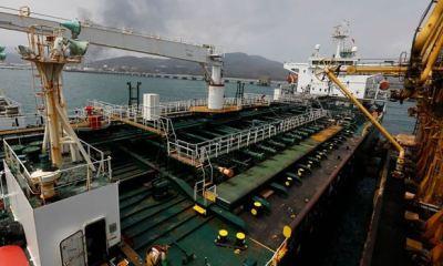 US seizes 4 Iranian gas laden ships heading for Venezuela