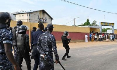 Death toll from anti-govt protests in Ivory Coast rises to six