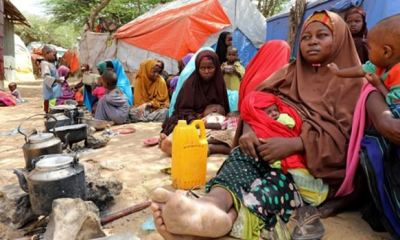 Nigerians in Kuwaiti IDP camp beg to go home