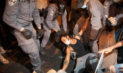 ISRAEL: Rallies intensify against PM Netanyahu over COVID-19, corruption