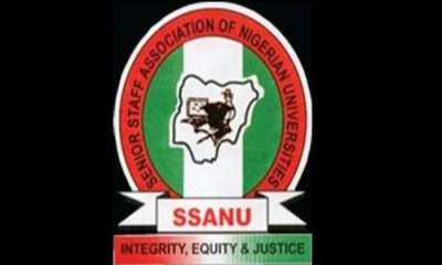 SSANU warns of impending strike over govt's failure to meet demands