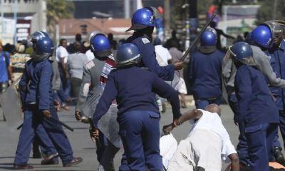 ZIMBABWE: 60 opposition members arrested, many go underground as govt goes hard on critics