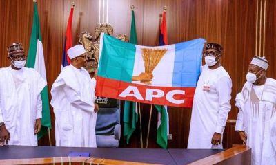 After meeting with Buhari, Ize-Iyamu speaks on Edo Assembly crisis, 'impeached' speaker