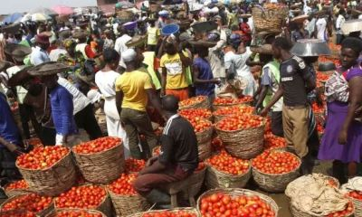 Food crisis rampant in Lagos, Kano, Rivers, Abuja –NBS