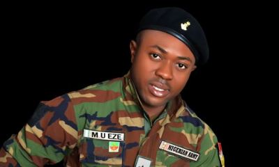 Student who poses as army lieutenant to commit fraud lands in EFCC net