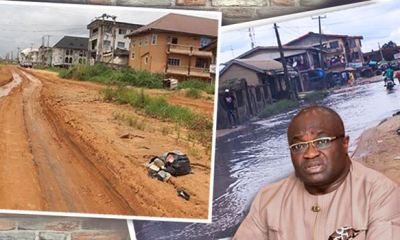 ARRESTED DEVELOPMENT! Aba still a tale of neglect one year after Ripples Nigeria visit