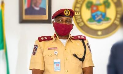 FRSC begins Operation Show Your Driver's Licence, vehicle documents in Lagos