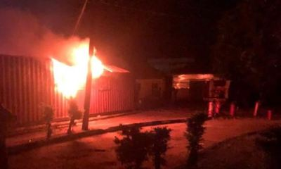Fire incident at Ondo headquarters a set back —INEC