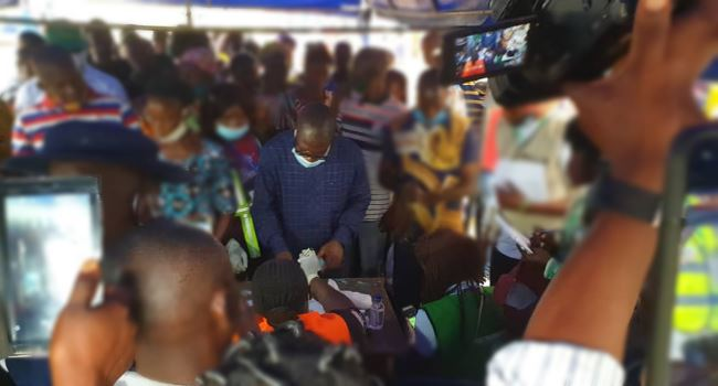 ONDO POLL: Ajayi casts vote, alleges security breach
