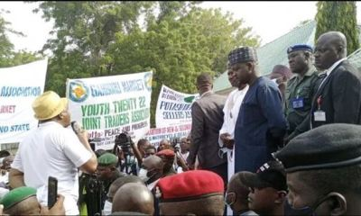 Don't endSARS, it's useful to us in Borno —Protesters