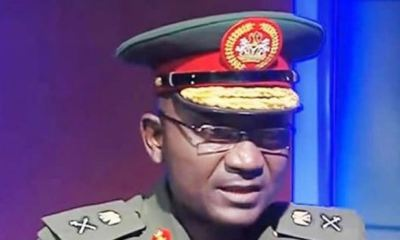 Scores of bandits killed, camps destroyed during airstrikes –DHQ