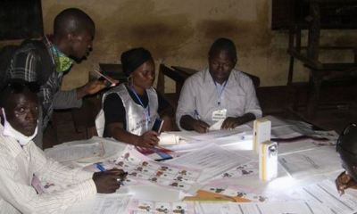 GUINEA: Vote counting begins after tense election