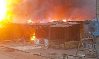 Update...Five dead in Lagos gas explosion