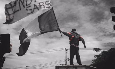 After SARS disbandment, protesters block Lekki, make more demands