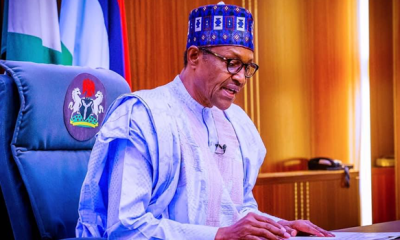 FOR THE RECORDS... Buhari's 60th Independence Anniversary broadcast (Full Speech)