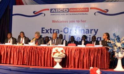 AIICO Insurance offers 1 for 5 bonus to shareholders