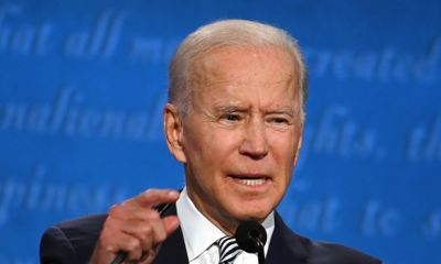 Biden urges caution as Pfizer COVID-19 vaccine passed clinical trial