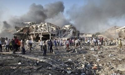 Seven people killed, 10 others injured in Somalia bomb blast