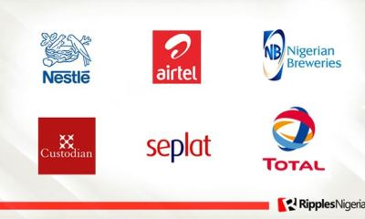 Nestle, Airtel, Nigerian Breweries, Seplat top Ripples Nigeria stocks watchlist