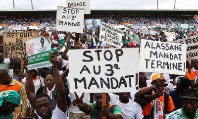Three killed, dozens injured in Ivory Coast post-election clashes