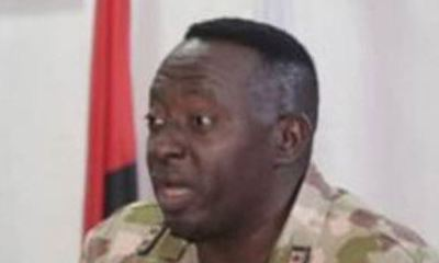 Court Martial demotes Gen. Adeniyi by three years over leaked video