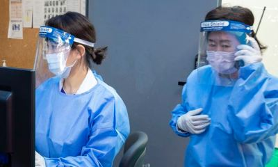 South Korea is latest country to detect new mutant COVID-19 strain