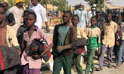 We will never go back to school, Freed Katsina schoolboys vow while narrating experience