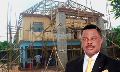INVESTIGATION... Abandoned, uncompleted primary healthcare projects litter Anambra