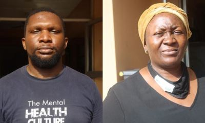 Two lawyers arraigned for electoral fraud during NBA election