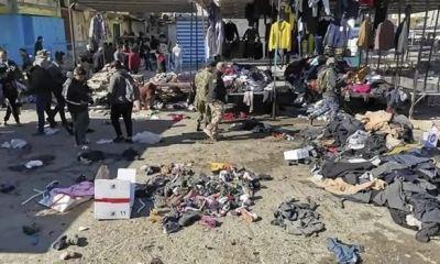 28 feared dead in Iraq's blasts