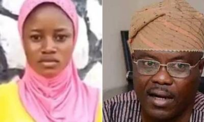 Student who accused Ogun Commissioner of sexual harassment says video was misinterpreted