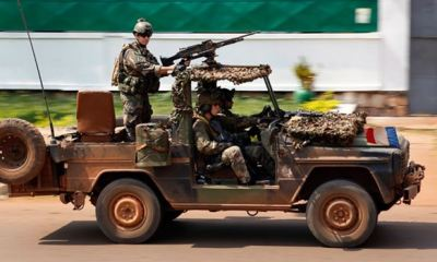 CAR troops gun down 44 rebel fighters planning to overthrow govt