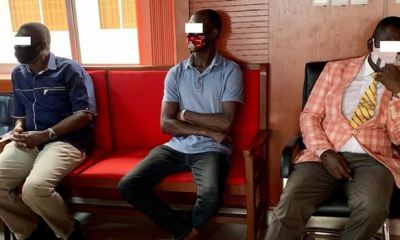 Former Gov Dickson's aide, two others arraigned for alleged N864m procurement fraud