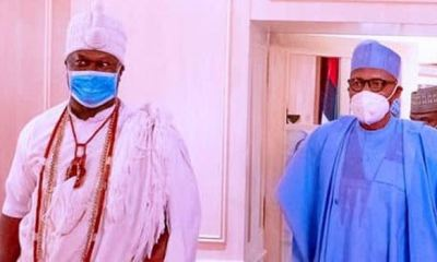 Ooni of Ife is a disappointment; he failed to tell Buhari the truth about killer herdsmen in S'West —Sunday Igboho