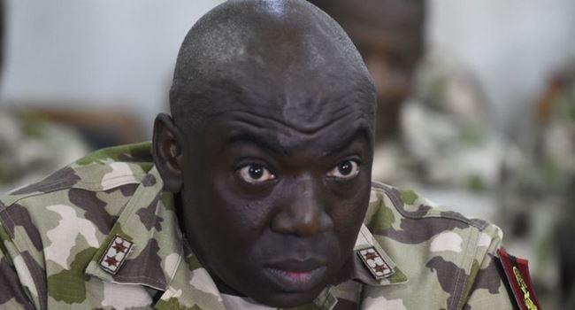 The war against Boko Haram will soon end —New COAS, Maj Gen Attahiru