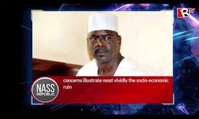 NASS REPUBLIC: And Ndume wept!