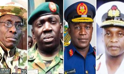 Herdsmen advise new Service Chiefs on how to defeat insurgency
