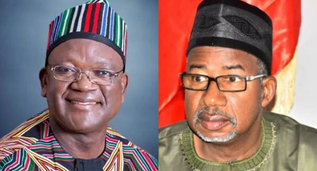 PDP wades into Govs Ortom/Mohammed faceoff, calls for calm