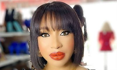 Tonto Dikeh speaks on ex-husband's marriage to PA, Rosy Meurer