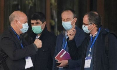 WHO-led COVID-19 probe team visits Wuhan virus lab at centre of speculations