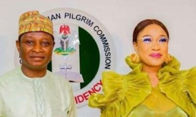 Tonto Dike's controversial past may have made Pilgrims Commission drop her like hot iron