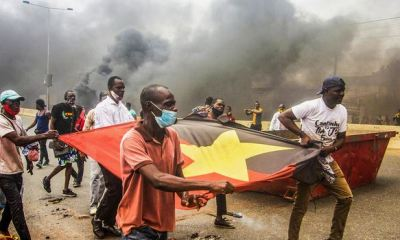 Protests break out in Angola as country marks 60th anniversary of armed struggle