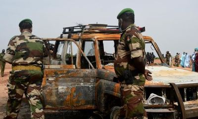 Armed men kill 40 in fresh attacks in Niger